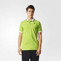 Поло мужское adidas Essentials Semi Solar AK1761