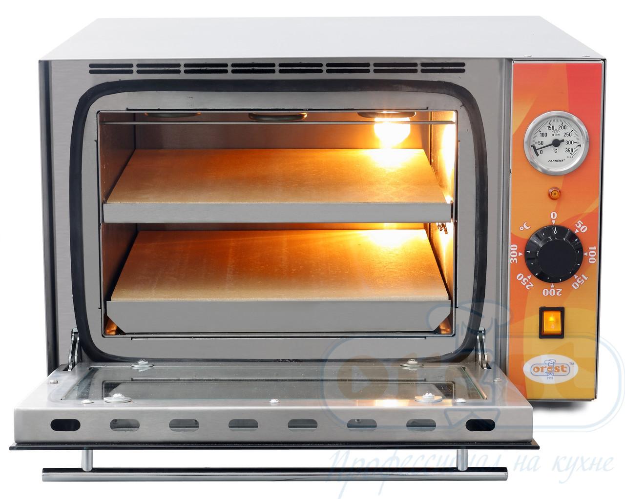 Печь для пиццы электрическая Orest ЭДМ-2/НПМ