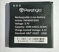 Аккумуляторная батарея Prestigio PAP4040 orig