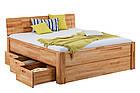 Кровать из массива дерева 014, фото 4