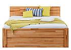 Кровать из массива дерева 014, фото 2