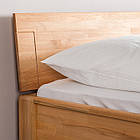 Кровать из массива дерева 014, фото 7