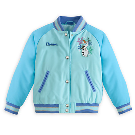 Куртка Холодное сердце 5/6 лет Frozen Disney