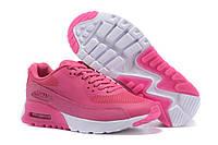 Кроссовки женские Nike Air Max 90 HyperLite (найк аир макс, nike air 90, гиперлайт, оригинал) розовые