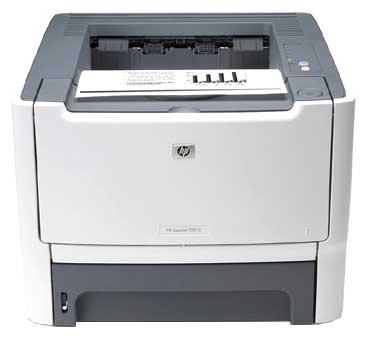 Принтер HP LaserJet P2015n бу