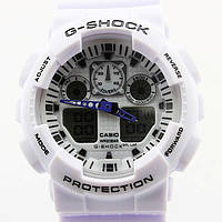 Часы наручные Casio G-Shock ga-100 White CA141