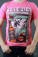 Мужские футболки от украинского производителя