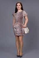 """Платье Платье """"Линда"""" лео, размеры 48 50 52 (В.Л.Н)"""