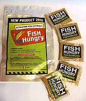 Активатор клева Fish Hungry порошок (голодная рыба).