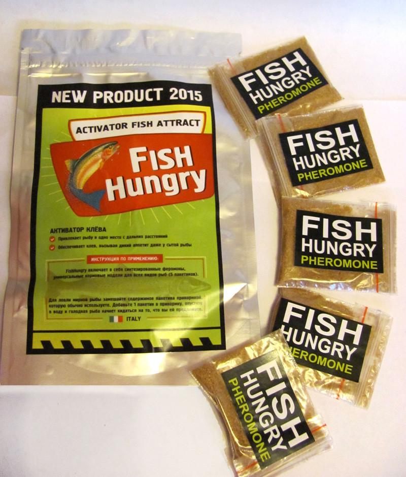 Активатор клёва fishhungry купить