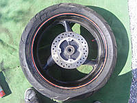 Тормозной диск ( задний ) Honda CBR 600 F F4i