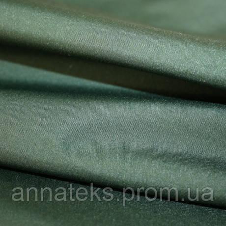 Ткань ОДА курточная (ТКК) арт. 45206 рис 64-11 т/зеленый 120г/м.кв 150см
