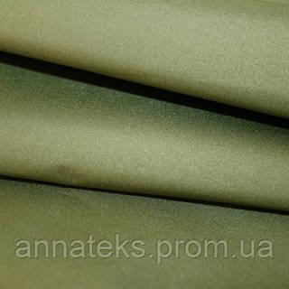 Ткань ОДА курточная (ТКК) арт. 45211 рис 10 оливковый 120г/м.кв 150см