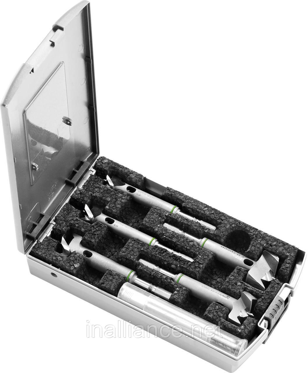 Набор свёрл системы ZOBO FB Set D 15-35 CE-Zobo Festool 496390
