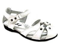 Босоножки, сандалии для девочки р.34-37 ТМ Vinny Bear (Румыния)