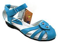 Босоножки, сандалии для девочки р.32-37 ТМ Vinny Bear (Румыния)