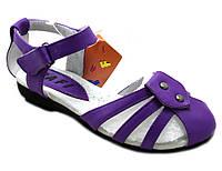 Босоножки, сандалии для девочки р.35 ТМ Vinny Bear (Румыния)