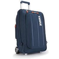 Сумка-рюкзак на колесах Thule Crossover 38L Rolling Carry on dark blue (TCRU115DB)