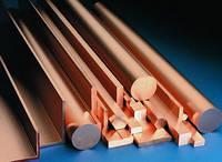 Медь полосы ГОСТ 495-92 М1, М2 0,4-6 мм