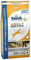 Bosch (Бош) Adult Lamb & Rice (15 кг) корм для собак с Ягненком и Рисом