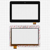 Touchscreen (сенсорный экран) для Cube U9GT4, 34 pin, оригинал (черный)
