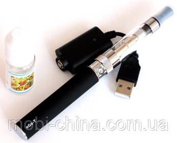 """Электронная сигарета  EGO-CE5 900 mAh + заправка """"Apple"""", фото 2"""