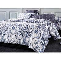 Комплект постельного белья сатин люкс евро размер 956, фото 1
