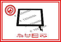 Тачскрин APPLE IPAD 2 Черный HIGH COPY + touchpad