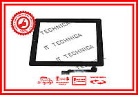Тачскрин APPLE IPAD 4 Черный HIGH COPY +  touchpad