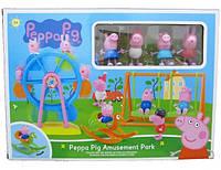 Игровой набор с героями Свинка Пеппа XZ-365