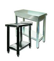 Столы – вставки нержавеющие для установки в кухонные линии разделки продуктов
