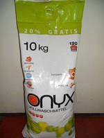 Бесфосфатный стиральный порошок Onux Universal (Оникс универсал) 10 кг, цветной полиэтилен