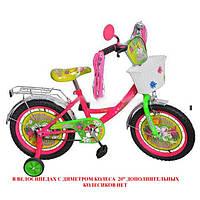 Детский велосипед Profi Trike 20 Бабочки