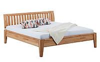 Кровать из массива дерева 015