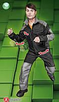 Рабочий комплект DYNAMITE: полукомбинезон и куртка, фото 1