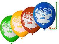 """Воздушные шарики """"Ангелы"""" 50 шт. 018-GBX"""