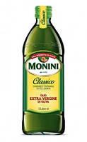 Оливковое масло Monini clasicco extra vergine 1000 мл