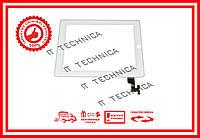 Тачскрин APPLE IPAD 2 БЕЛЫЙ HIGH COPY 3M sticker