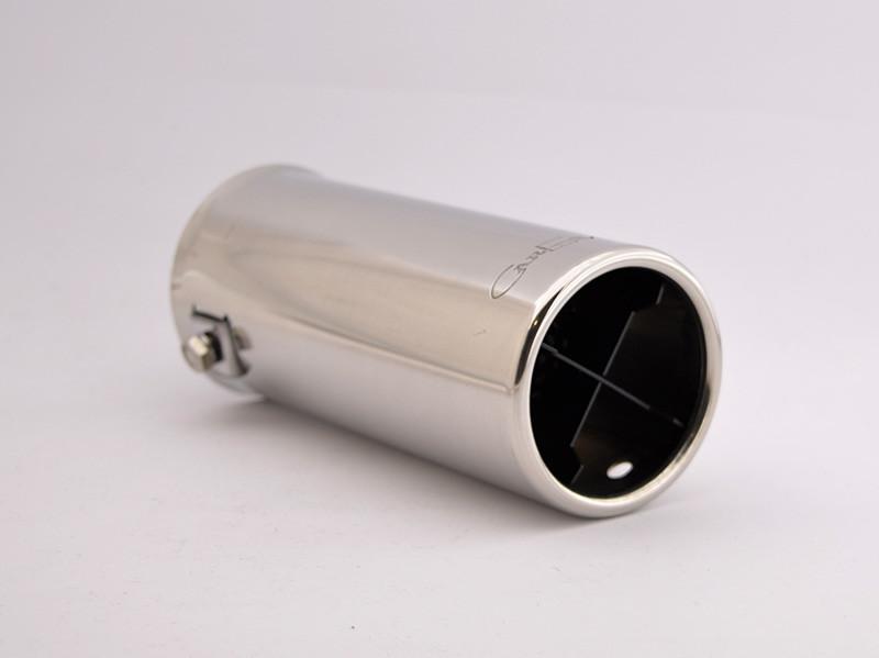 Насадка на глушитель автомобиля со свистком 61-35 мм