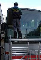 Продажа  автобусных стеклопакетов, фото 1
