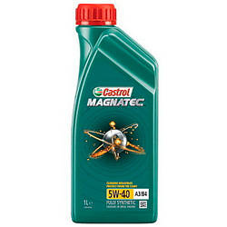 Масло моторное Castrol Magnatec 5W-40 А3 / В4 1л