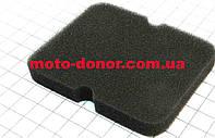 Фильтр-элемент воздушный (поролон) для мопеда DELTA