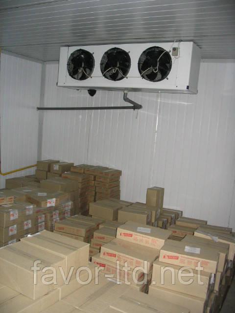 Холодильная камера хранения сливочного масла