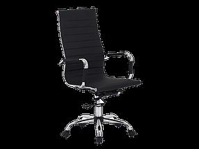 Кресло Офисное Q-040 Черное (Signal ТМ)