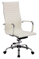 Кресло Офисное Q-040 Бежевое (Signal ТМ)