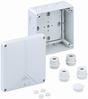 Abox 160 - L Розподільча коробка IP54/65  (180х180х91) sp81691001