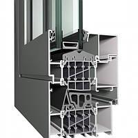 Алюминиевые окна теплой серии  Reynaers CS-86 HI