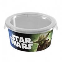 Емкость для СВЧ круглая на 0.5 литра Star Wars Curver