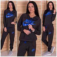 """Женский стильный спортивный костюм-двойка """"Adidas"""" (2 цвета)"""