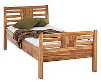 Кровать из массива дерева 016